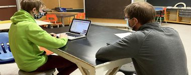 NNDSB Enhances Technology Support for Students with Learning Disabilities - website
