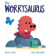 The Worrysaurus Book Cover
