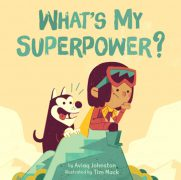 What's My Superpower Book Cover