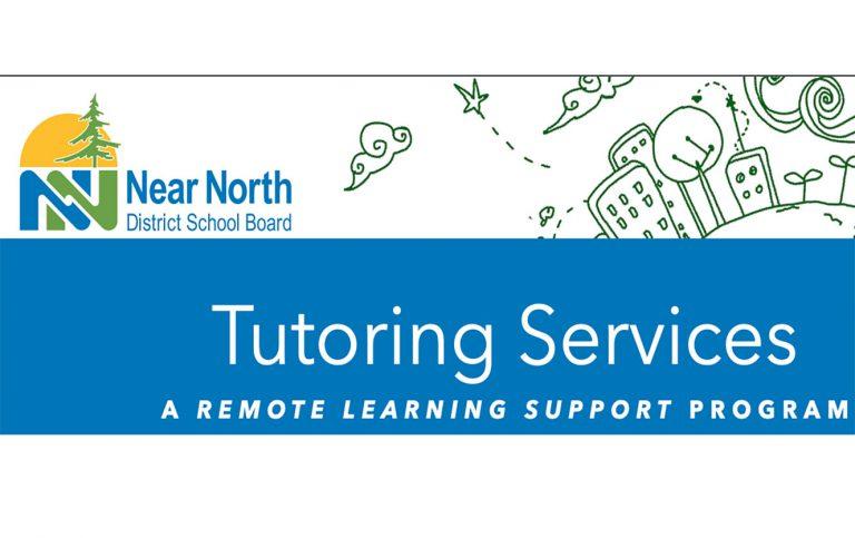 NNDSB offering tutoring for students.