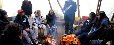 Spirit Point Indigenous Youth Leadership Camp FEATURED