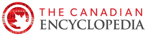 The Canadian Encyclopedia's logo.