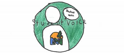 Grade 6 students in Mrs. Frederick's class at Vincent Massey PS create Student Voice Logos 7
