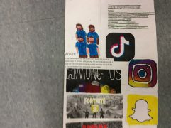 Vincent Massey PS students write about staying connected during COVID 8