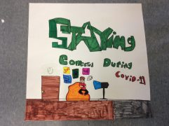 Vincent Massey PS students write about staying connected during COVID 7