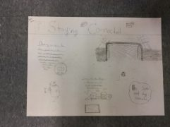 Vincent Massey PS students write about staying connected during COVID 5