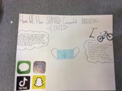 Vincent Massey PS students write about staying connected during COVID 4