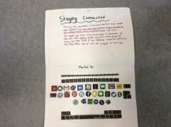 Vincent Massey PS students write about staying connected during COVID 3
