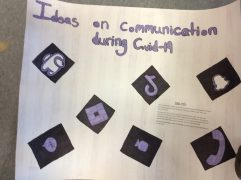 Vincent Massey PS students write about staying connected during COVID 2