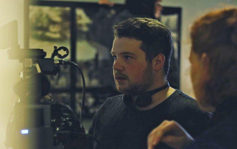 Darren Summersby works on film